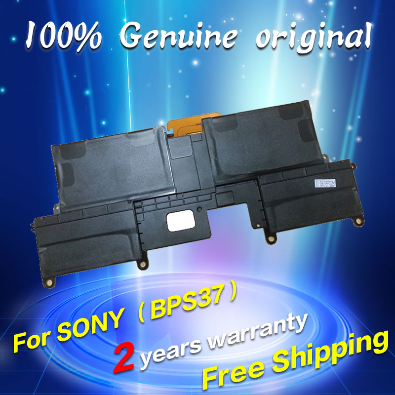 JIGU VGP-BPS37 BPS37 Original laptop Battery For SONY VAIO Pro 11 SVP11 SVP11214CXB SVP11227SCB 7.5V 4125MAH 31WH 2pcs dc laptop power cable adapter plug charger adapter line charging cable for sony fujitsu ln003456 vaio vgp ac19v10 vgp 19v11