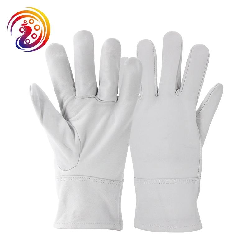 купить OLSON DEEPAK Sheepskin Factory Driving Gardening Carrying Cape Work Gloves HY010 недорого