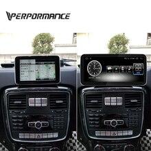 """Автомобильный dvd-плеер для MB G Class W463(2011-) gps навигация с DVR DAB+ TMPS 10,2"""" Android 7,1 четырехъядерный"""