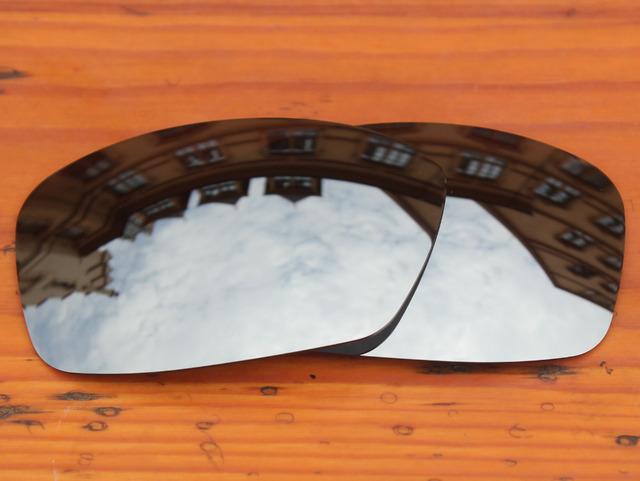 Prata Chrome Espelho Lentes de Reposição Para óculos Hijinx Polarizada Óculos De Sol Quadro 100% UVA & Uvb