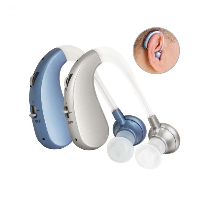 Rechargeable Hearing Aids Sound Amplifiers Wireless Ear Aids for Elderly Adjustable Mini Digital Hearing Aid Electronic CCP001 1