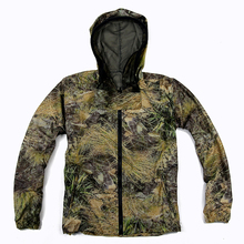 ФОТО men spring summer fishing hoodie breathable fishing jacket anti-mosquito shirt men's outdoor camping camouflage hunting jacket