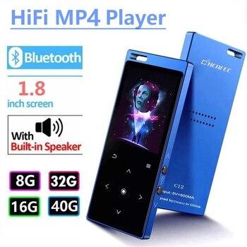 2348f4c5fa84 Bluetooth4.2 MP4 jugador con altavoz de 1