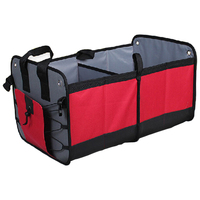 Auto Accessories Car Organizer Storage Trunk Big Car Rear Back Seat Foldable Trunk Bag Holder Pocket Stowing Tidying Tool