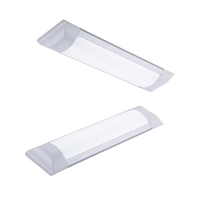 Online shop led integrated fluorescent lamp purifying lamp bracket led integrated fluorescent lamp purifying lamp bracket lamp office chandelier lamp with cover three double t5t8 tube mozeypictures Image collections