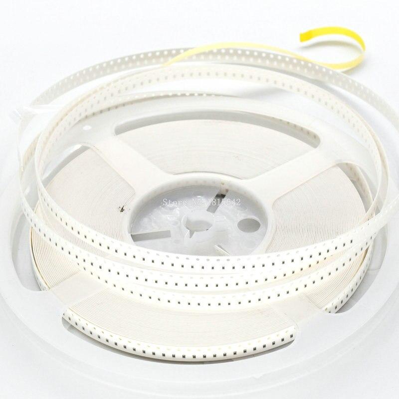 100 шт./лот 0603 SMD резистор 5% 51K Ом 51KR 513 1/8 Вт чип фиксированные резисторы сопротивление