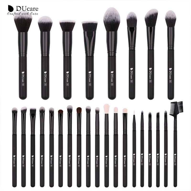 44888ca34b40 Detail Feedback Questions about DUcare 27PCS Makeup Brushes ...