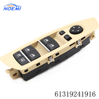 YAOPEI New 61319241916 For BMW 740 730 F01/F02 Front left Power Window Control Switch