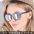 BEOLOWT marca mujeres de los hombres UV400 Gafas de Sol de Conducción Caja de Aleación De Aluminio Y Magnesio Gafas de Sol para las mujeres con la Caja BL491