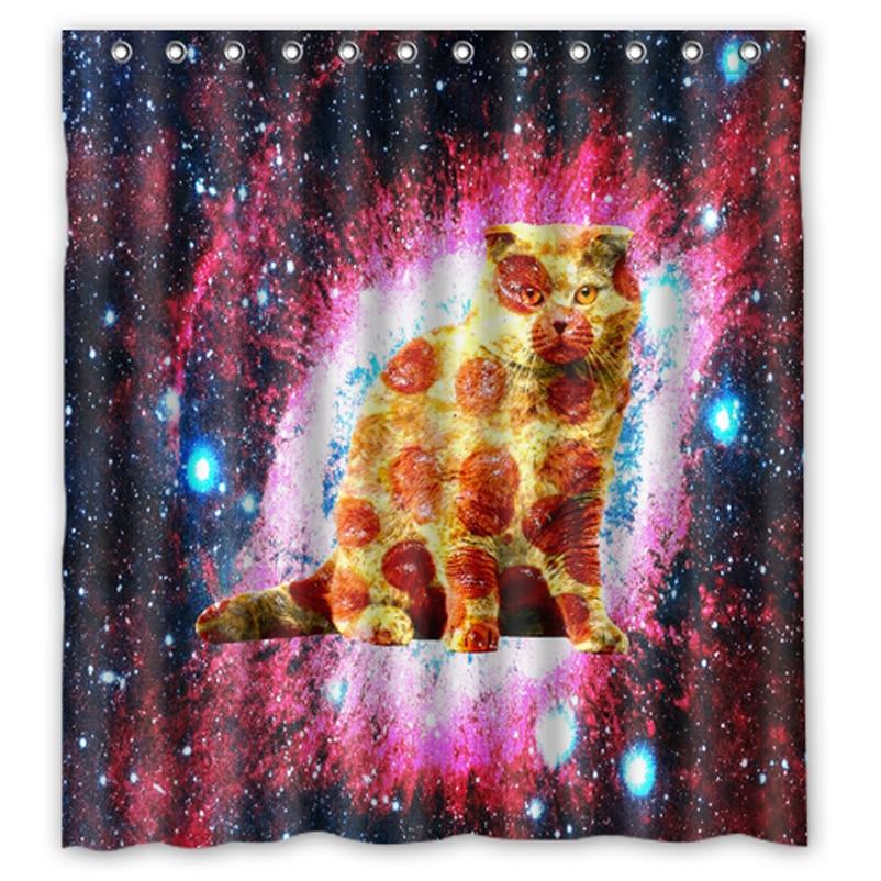 "Caterpillar Waterproof Fabric Bath Shower Curtain 60/""x72/"""