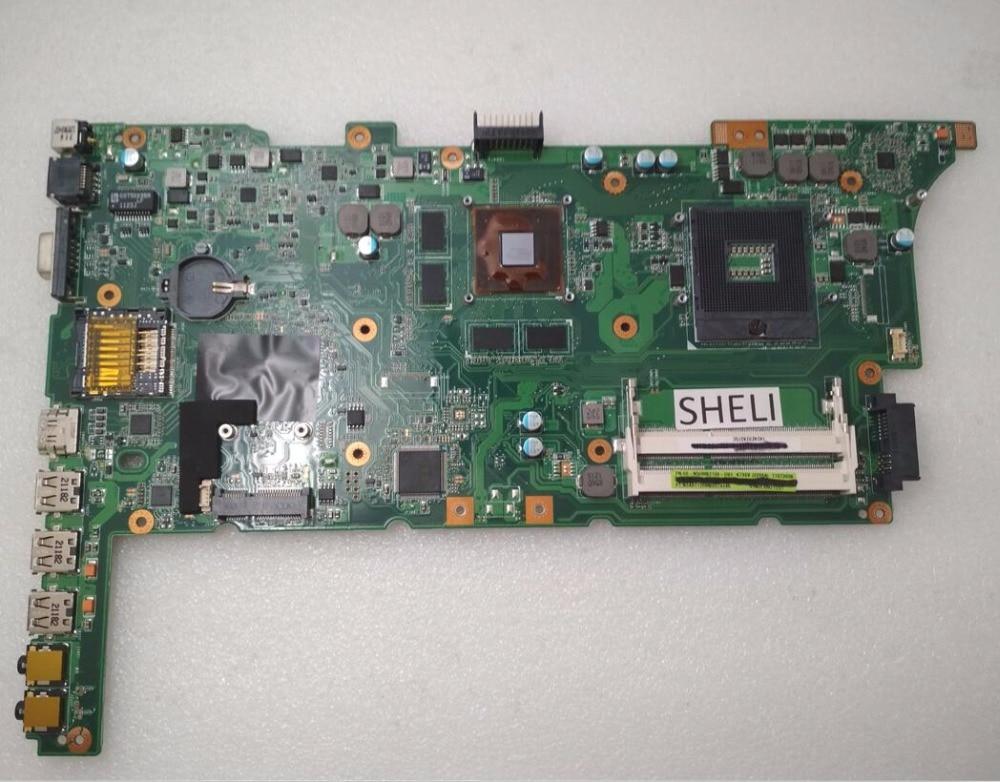 SHELI For ASUS K73SJ K73SD Motherboard