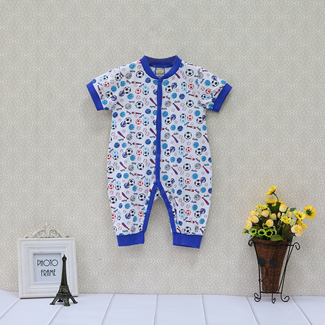 Button Clothing Baby Bodysuit [9 Designs]