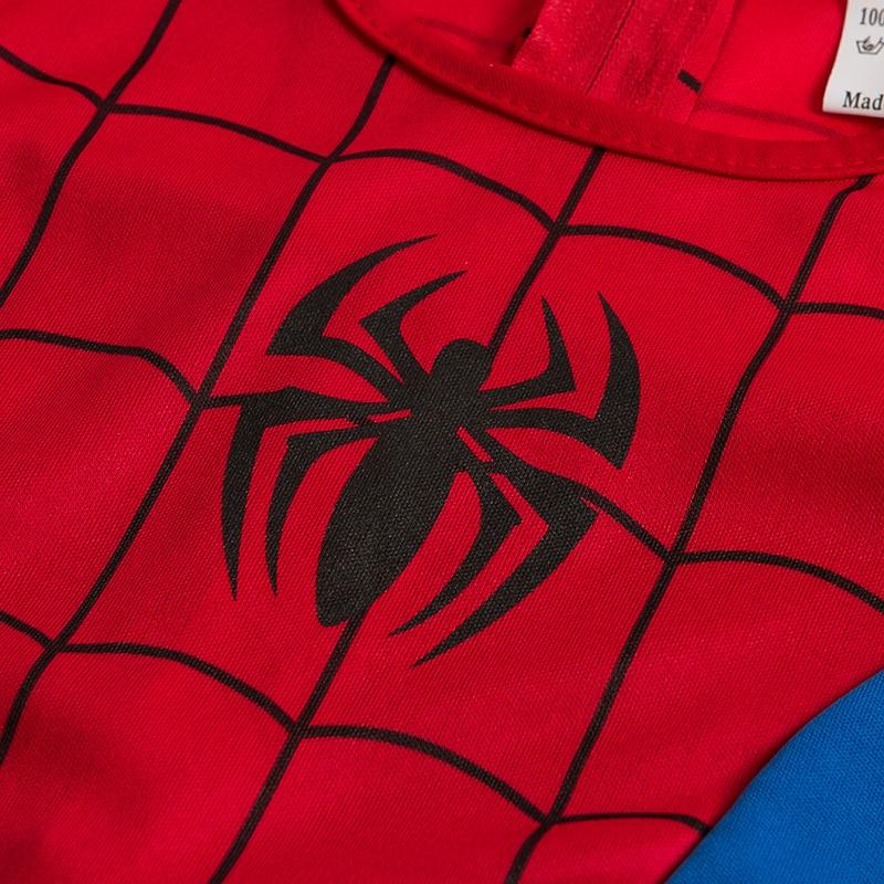 Karšto pardavimo Marvel Comic klasikinis Spiderman vaiko kostiumas - Karnavaliniai kostiumai - Nuotrauka 3