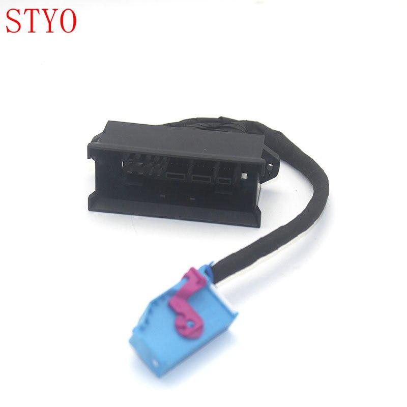 STYO Mazzo Dello Strumento Auto da 36 a 32 Pin Plug & Play Adattatore Per VW Passat B6 Scirocco Touran Octavia