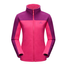 New Arrival Winter Women Polar Fleece Coats Outdoor Thick Thermal Fleece Jackets 3 Colors Available Sizes S-XXL, Free Shipping!
