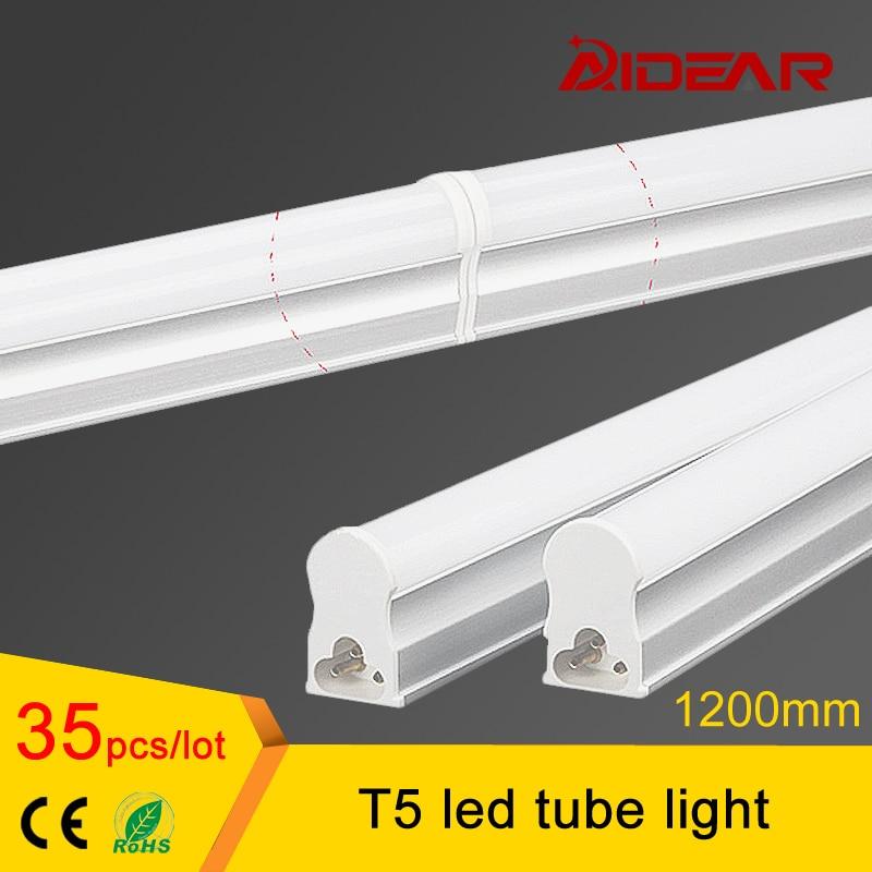 T5 Led Tube Light 1200mm 18w 120cm 1 2m Led Fluorescent