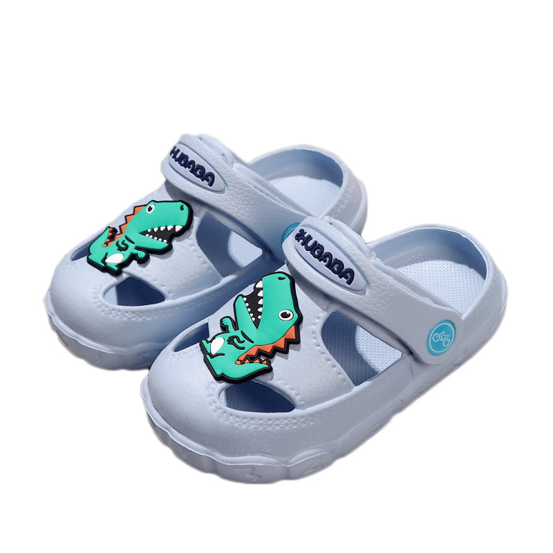 Baby Boys Sandals 2019 New Arrival Kids & Children Shoe Cartoon Breathable Shoes Baby Boy Girl Beach Summer Light Weight Shoes