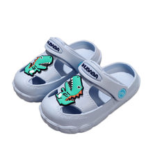 Baby Boys Sandals 2019 New Arrival Kids & Children Shoe Cartoon Breathable Shoes Baby Boy Girl Beach Summer Light Weight Shoes(China)