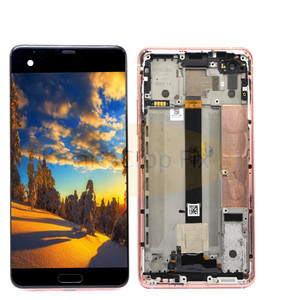 """Image 2 - New test For 5.7"""" HTC U ULtra LCD with frame Display Touch Screen Digitizer Assembly Replacement For HTC Ocean Note LCD+frame"""