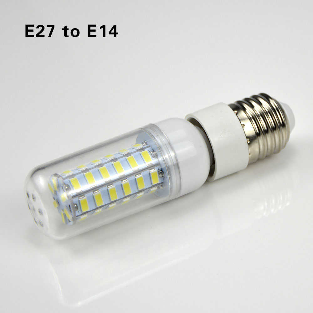 Led Bulb Lampu Basis Pemegang Converter Socket Konversi Adapter G9 GU10 B22 E27 E14 E12 Bahan Tahan Api Untuk Rumah Cahaya & Lighitng