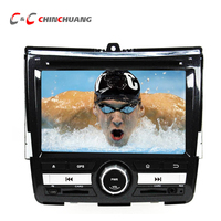 1024 600 Quad Core Android 5 1 1 Car DVD Radio GPS For CITY 2008 2011