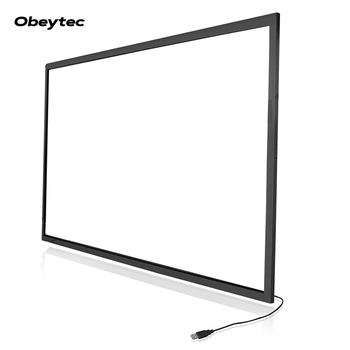 """OBF80WH00D Obeytec 80"""" USB Multi touch screen Frame, Easy Install, Without glass, Anti-Dust, Anti-lights, For MAC OS"""