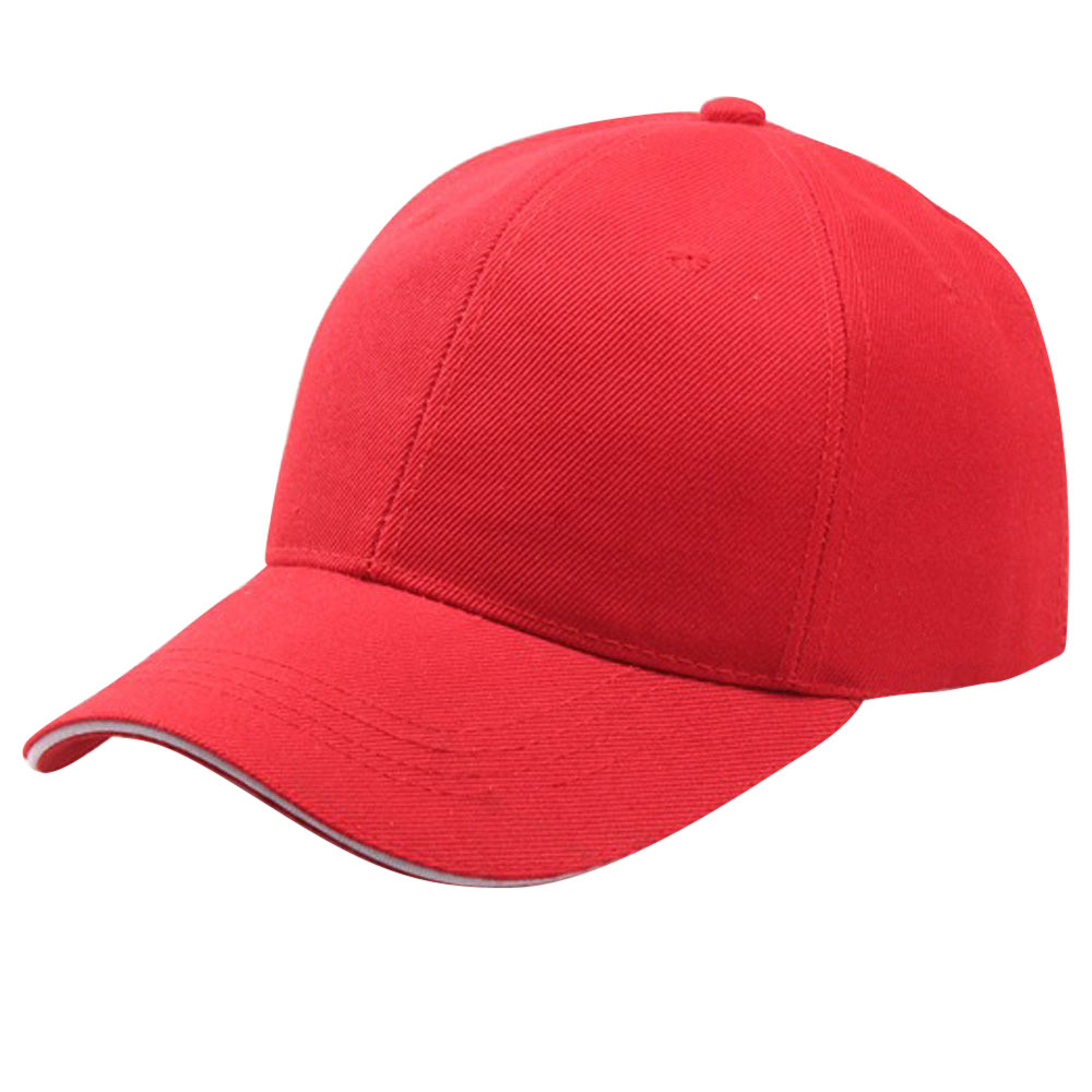 2019 Solid Color Summer   Cap   Mesh Hats For Men Women Casual Hats Hip Hop Cotton+Polyester Unisex   Baseball     Caps   Adjustable 10Jan17