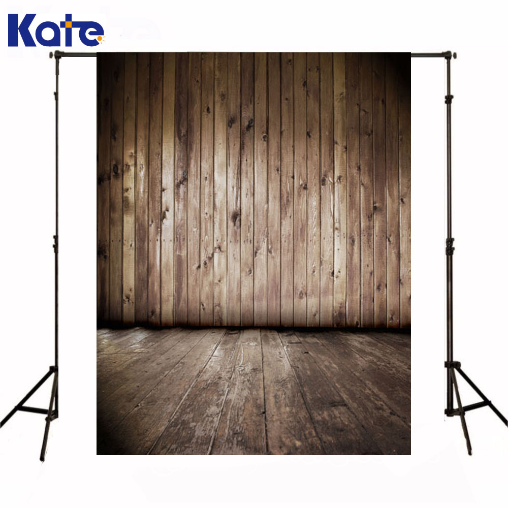 Kate Newborn Baby Backdrops Solid Wood Wall Fond De Studio De Old Wooden Floor Photography Backgrounds For Photo Studio  недорого