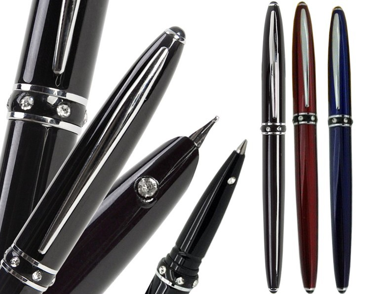 Ladies Hooded Nib Fountain or Roller Ball pens  24pcs/lot JINHAO1300 The bes gifts FREE  SHIPPING fountain pen m nib hero 1508 dragon clip signature pens the best gifts free shipping