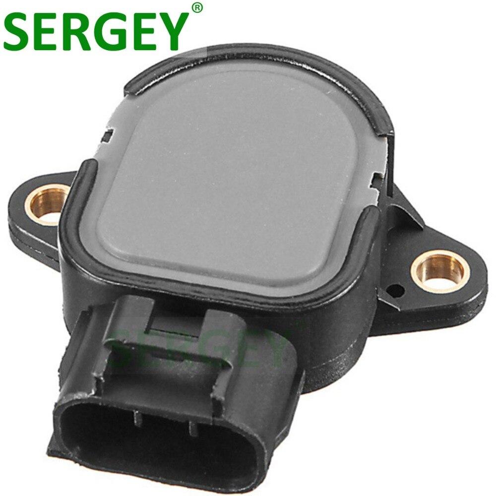SERGEY Brand New High Quality Throttle Position Sensor For TOYOTA COROLLA HILUX 89452-35020 198500-1061 TPS Switch Sensor