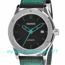 PARNIS 44mm seagulls ST2530 Automatic mechanical movement men watch Luxury watch Fashion watches 000283AAA