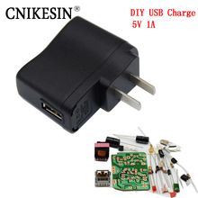 CNIKESIN DIY kits USB Charging Power Supply Electronic DIY Production of Introductory Graduate Curriculum Design Process Practic