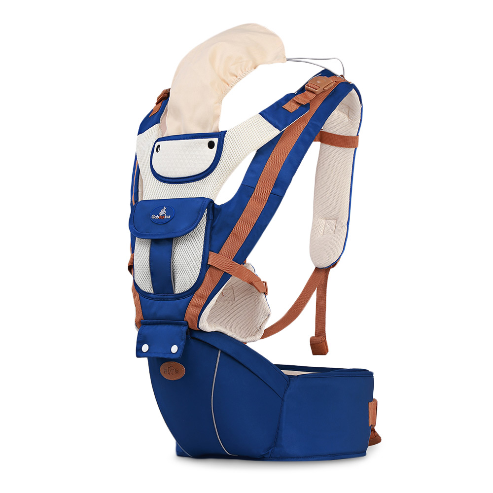 Multifunction Cotton Hip Seat Newborn Waist Stool Baby Carrier Hipseat Infant Carrier Anti-Slip Sling Backpack Waistband Bag