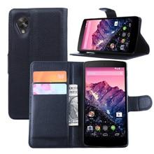 Для LG Nexus 5, чехлы для мобильных телефонов, подставка, кошелек, ПУ кожа, флип, капа, Магнитный чехол, Celular, держатель для карт, для LG Nexus 5, чехол