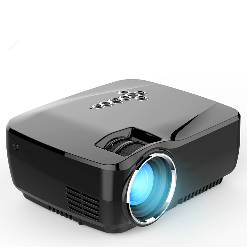 Home Tool Machine Useful Multimedia WiFi Android Bluetooth 3D LED  Portable  Digital HD Home Theater Projector|Electric Iron Parts| |  - title=