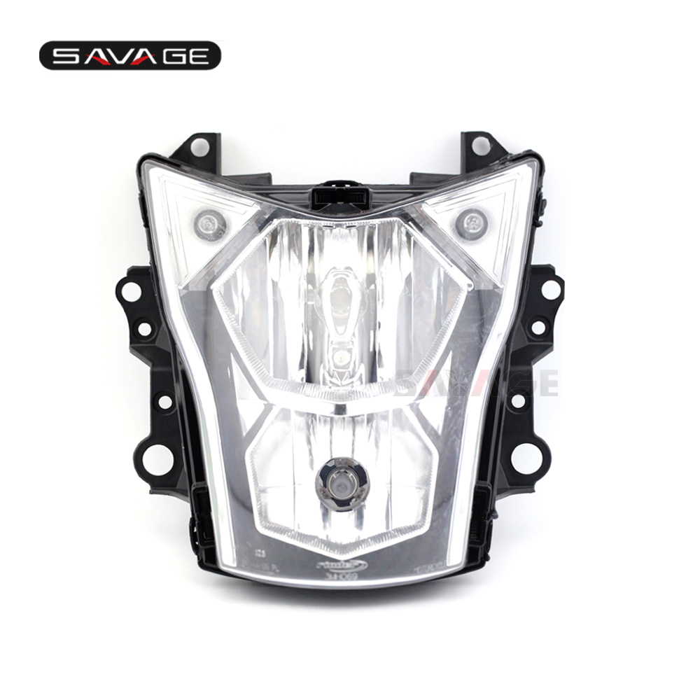Front Headlight Headlamp Assembly For KAWASAKI ER-6N ER6N ER 6N 2012-2016 2013 2014 2015 13 14 15 16 Headlights Head light Lamp Front Headlight Headlamp Assembly For KAWASAKI ER-6N ER6N ER 6N 2012-2016 2013 2014 2015 13 14 15 16 Headlights Head light Lamp