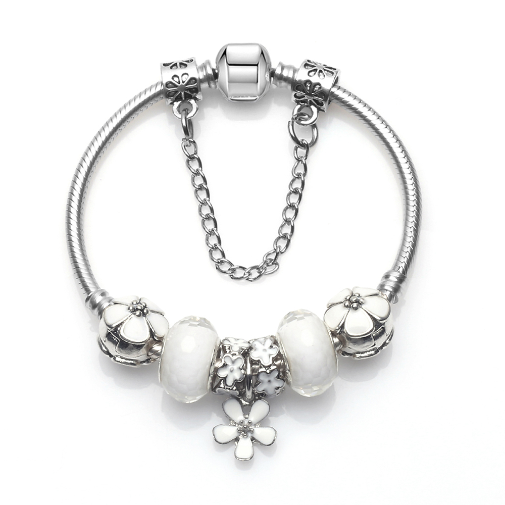Bead Charm Bracelets: Online Buy Wholesale Pandora Bracelet From China Pandora
