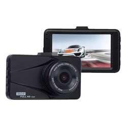 2018 Фирменная Новинка автомобиля HD Ночное видение Скрытая вождения Регистраторы черный автомобиль Камера камкордер автомобиля