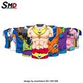2016 New Anime Dragon Ball Z Son Goku 3d T-shirt Men Cartoon Super Saiyan Tops  Tee Shirts Short Sleeve Camiseta Costume