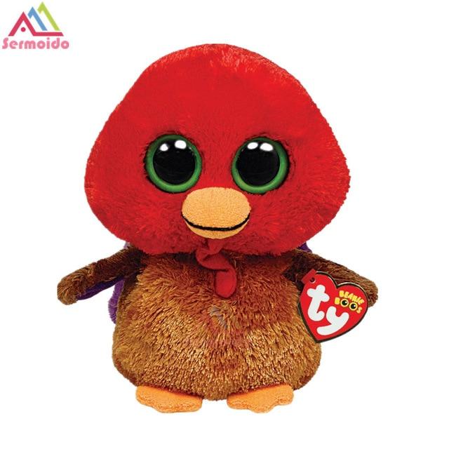 Sermoido Ty Beanie Боос 6 15 см Zuri обезьяна плюшевые регулярные чучело коллекция мягкие игрушки куклы без сердце Тег