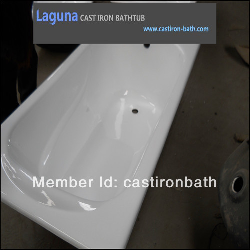 Aliexpress Com Buy Cast Iron Bathtub Cast Iron Enamel Bathtub