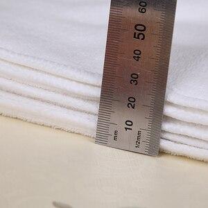 Image 2 - 20 Cái/lốc 3 Lớp Cho Bé Vải Miếng Lót Tã/Tã Miếng/Có Thể Giặt/Có Thể Tái Sử Dụng Sợi Nhỏ