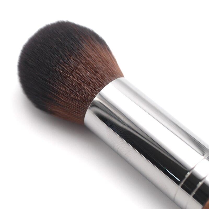 Tesoura de Maquiagem cabo de madeira clássico 152 Material : Cabelo Sintético