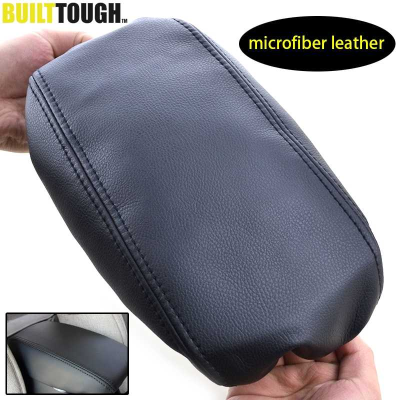 For Hyundai Creta ix25 2015 2016 2017 - 2019 Car Central Armrest Box Cover Center Console Protection Case Microfiber PU Leather