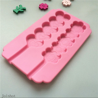 Japan Design 3D silicone cake mold silicone moulds for cake decorations Silica gel lollipop cake mould
