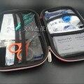 18 pcs de primeiros socorros kit de sobrevivência de emergência saco pequeno de primeiros socorros de promoção de 20 * 14 * 5 CM