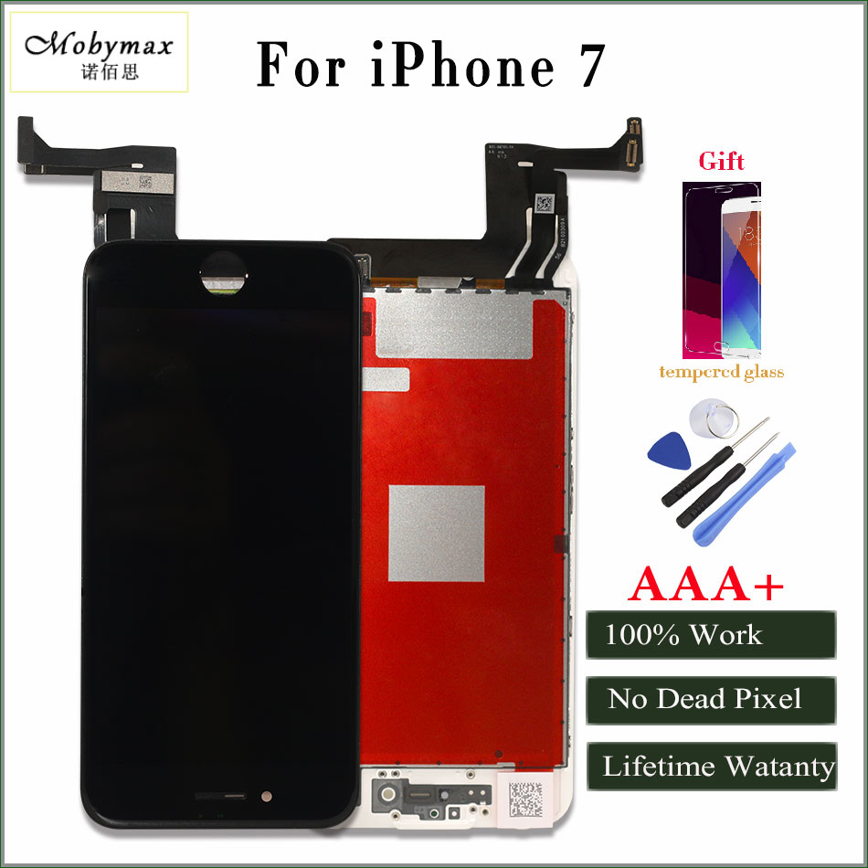 Retina display LCD Touch Screen For iPhone 7  Display Digitizer Assembly Replacement 100% No Dead Pixel  for iphone 7 lcd AAA+Retina display LCD Touch Screen For iPhone 7  Display Digitizer Assembly Replacement 100% No Dead Pixel  for iphone 7 lcd AAA+