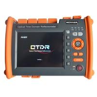 NOVKER NK5600 FTTH SM OTDR 30/32dB 1310/1550nm With VFL OPM Light Source Fiber Optical OTDR
