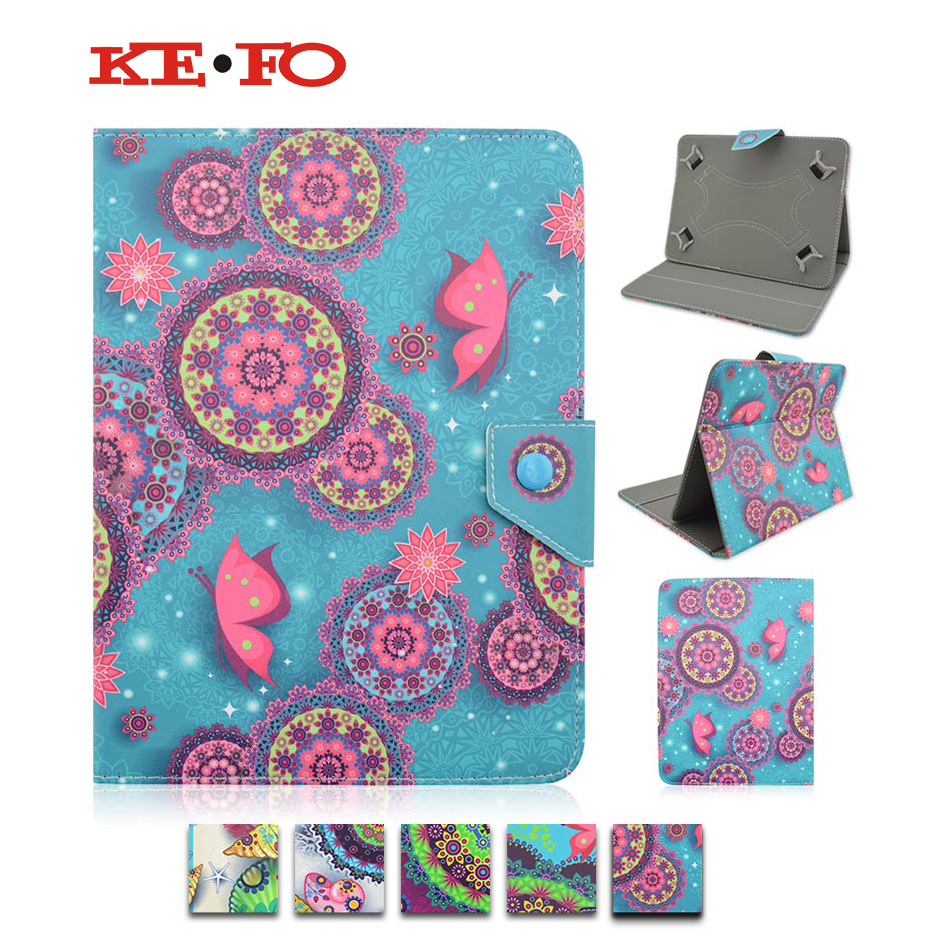 For QUMO Altair 71/Altair 702/Altair 7001 7 Inch Universal Tablet print PU Leather Cover Case Android 7.0 inch PC PAD S4A92D