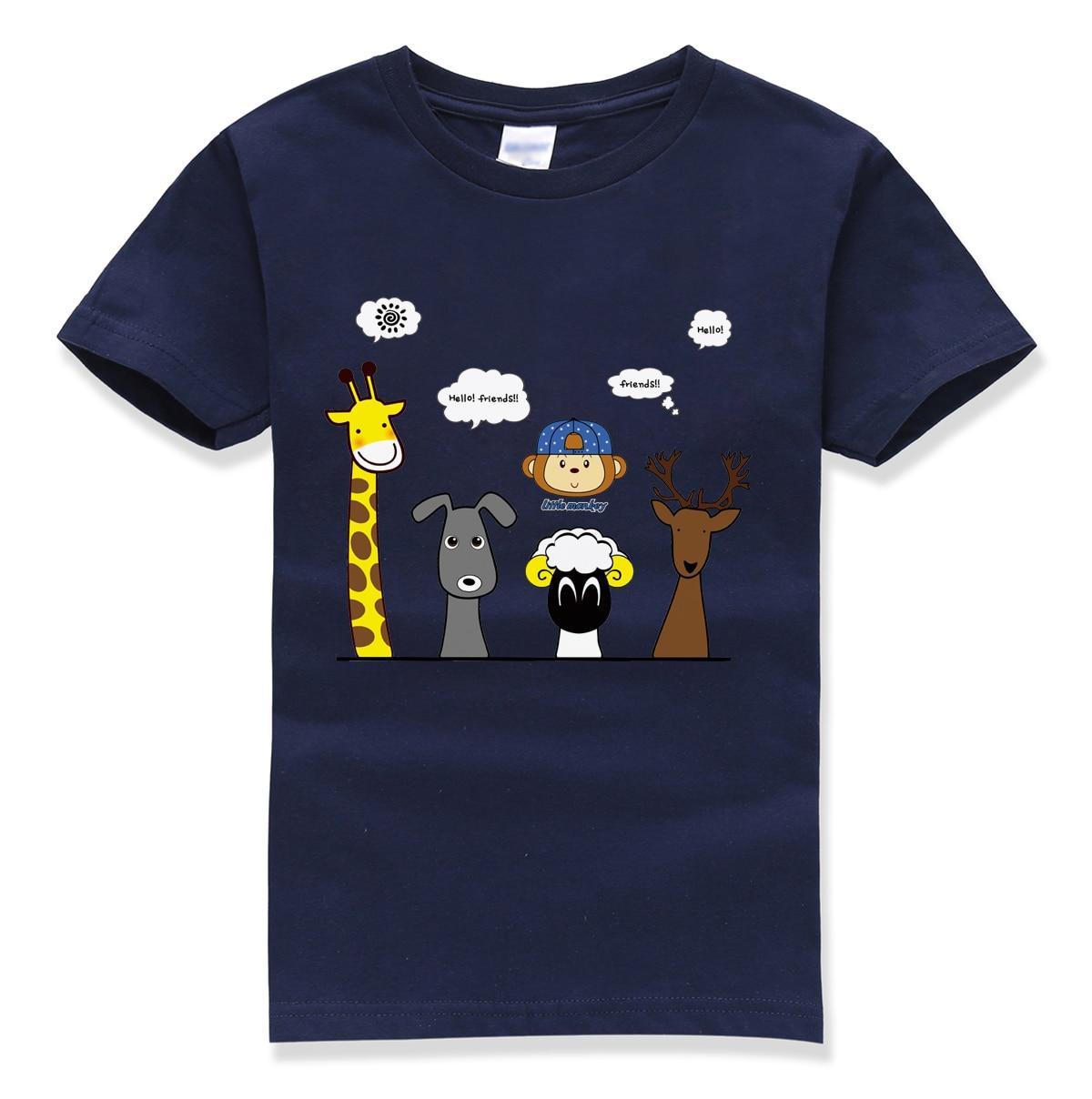 camisetas divertidas y lindas de animal camiseta divertida streetwear - Ropa de ninos